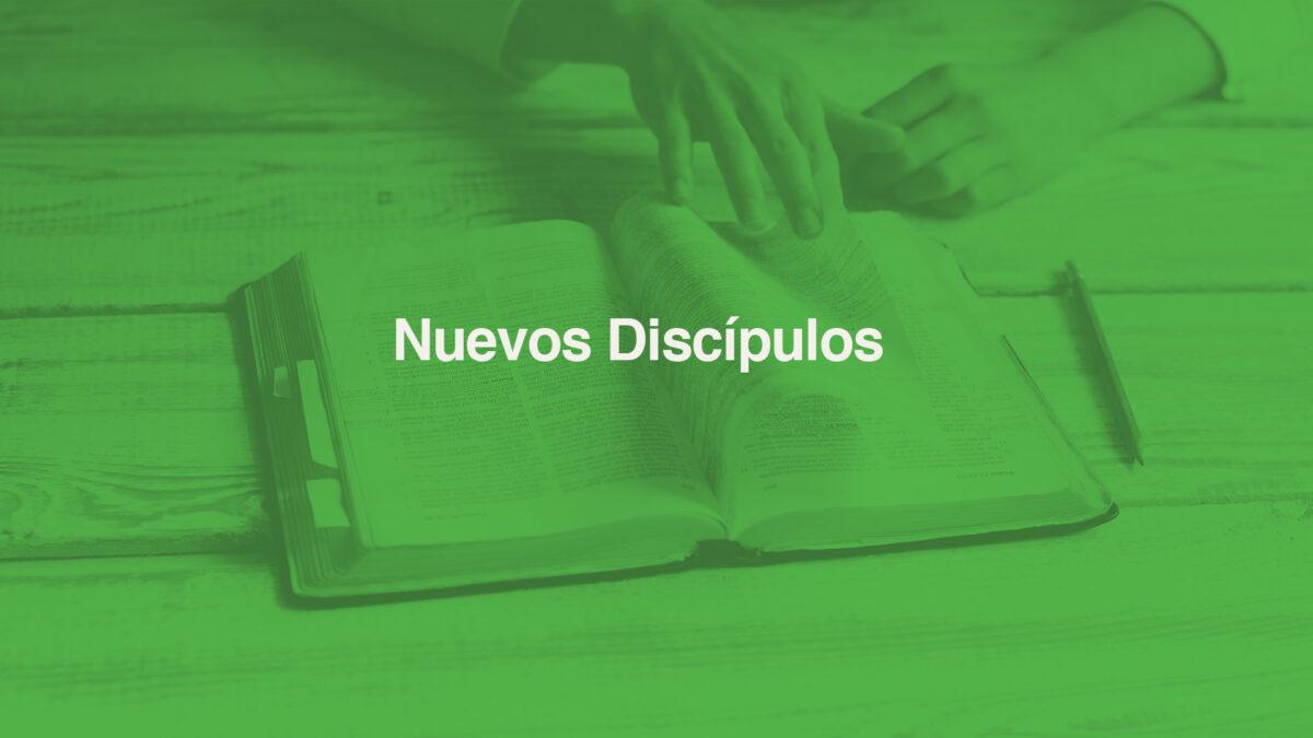 Nuevos Discípulos